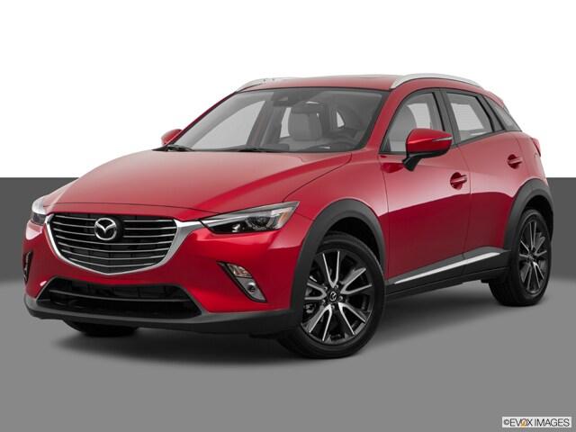 Charming 2018 Mazda CX 3 Grand Touring