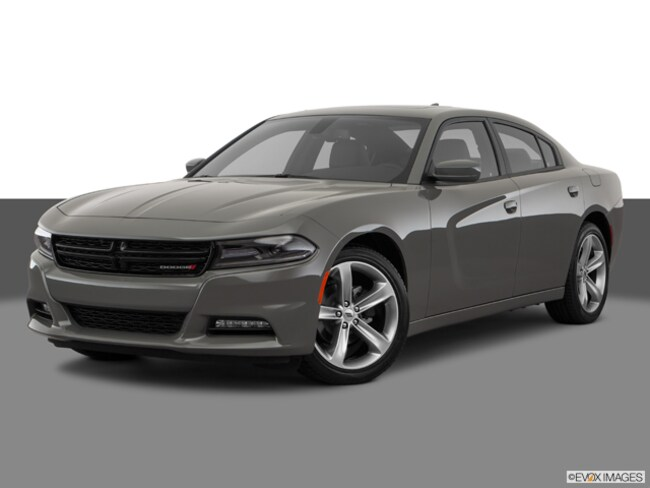 2018 Dodge Charger SXT Plus Car