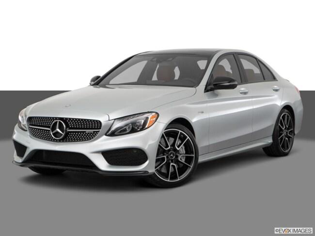 2018 Mercedes-Benz AMG C 43 4MATIC Sedan