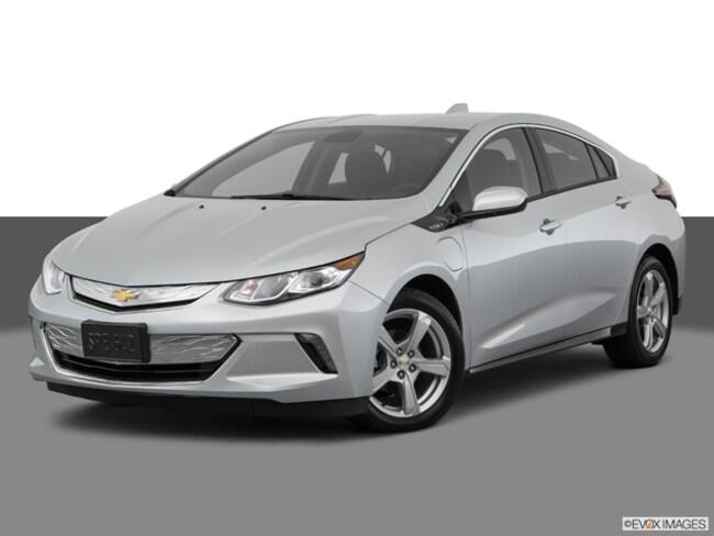 2018 Chevrolet Volt LT Hatchback
