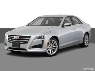 2018 CADILLAC CTS 3.6L Luxury Sedan