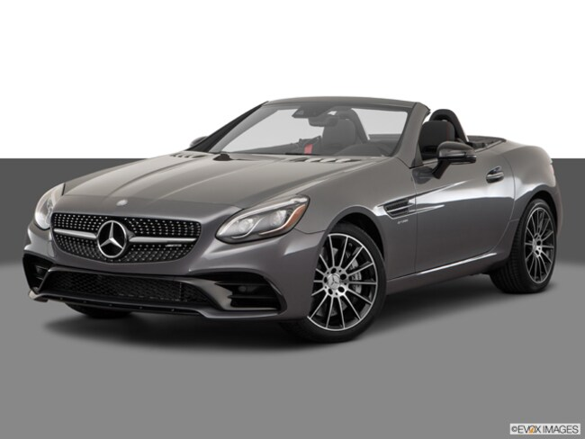 2018 Mercedes-Benz AMG SLC 43 Convertible