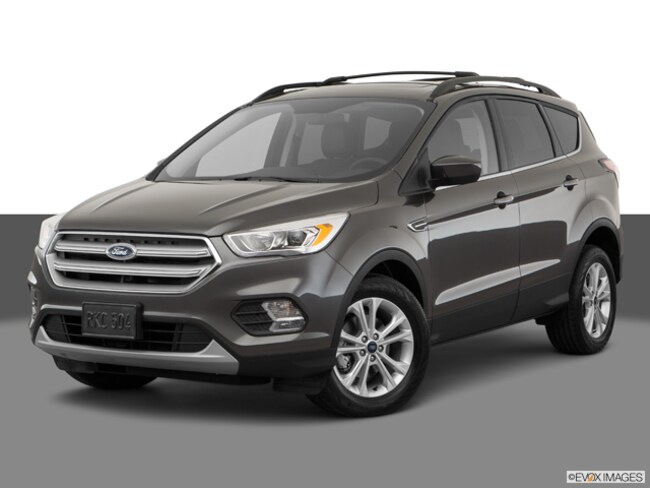 New 2018 Ford Escape SEL SEL 4WD San Mateo, California