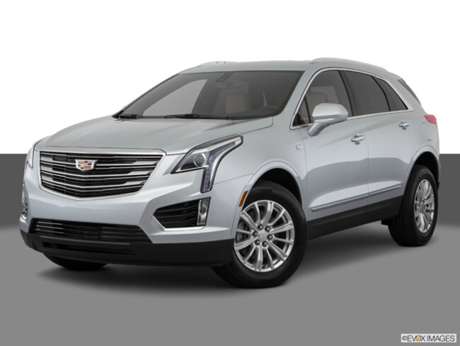 new 2018 cadillac xt5 base suv schaumburg il vin 1gyknars6jz108733. Black Bedroom Furniture Sets. Home Design Ideas