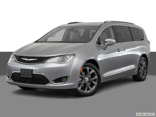 2018 Chrysler Pacifica Limited S Van