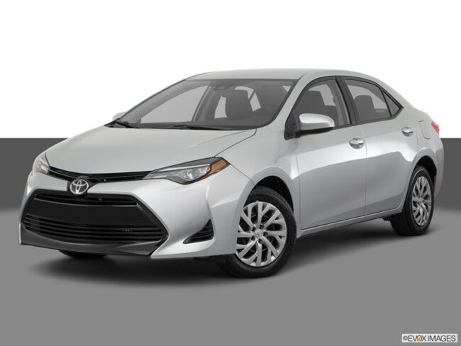 New 2018 Toyota Corolla LE Sedan Framingham