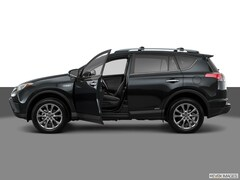 New 2018 Toyota RAV4 Hybrid Limited SUV in Lufkin, TX
