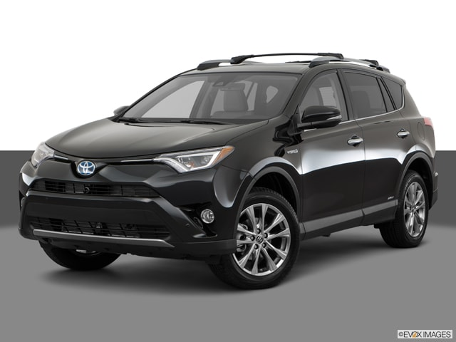 New 2018 Toyota RAV4 Hybrid Limited SUV for sale in Yorkville, NY