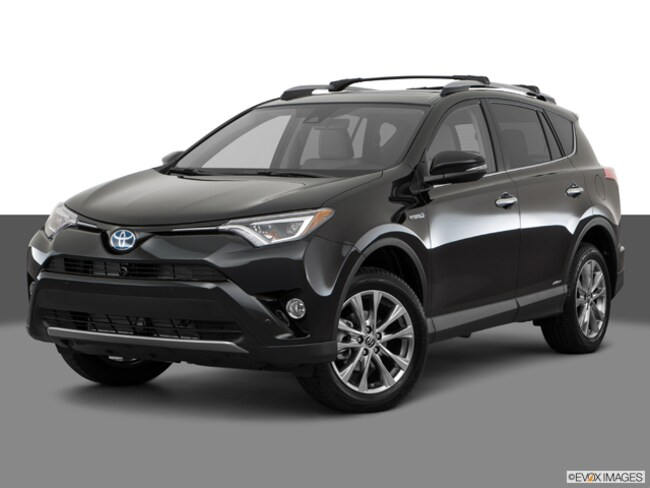 New 2018 Toyota RAV4 Hybrid Limited SUV Cockeysville