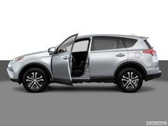 New 2018 Toyota RAV4 LE SUV in San Antonio, TX