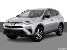 2018 Toyota RAV4 LE LE FWD
