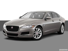 2018 Jaguar XF 25t Premium Sedan