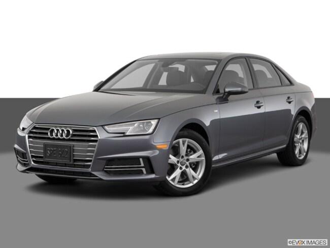 Used 2018 Audi A4 Premium Plus 2.0 TFSI Premium Plus S Tronic quattro AWD San Francisco