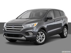 New 2018 Ford Escape SE SE FWD San Mateo, California