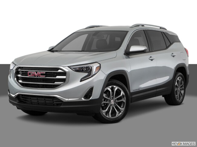 New 2018 GMC Terrain SLT SUV for sale near Greensboro