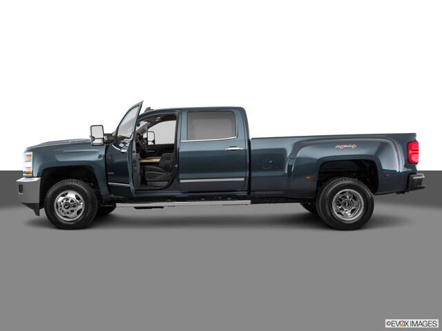 2018 Chevrolet Silverado 3500HD Truck