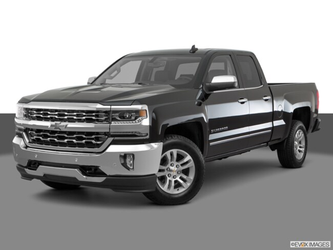 New 2018 Chevrolet Silverado 1500 LTZ Truck in Houston TX