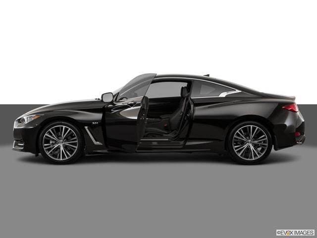 2018 INFINITI Q60 Coupe