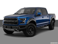 2018 Ford F-150 Raptor Truck SuperCab Styleside