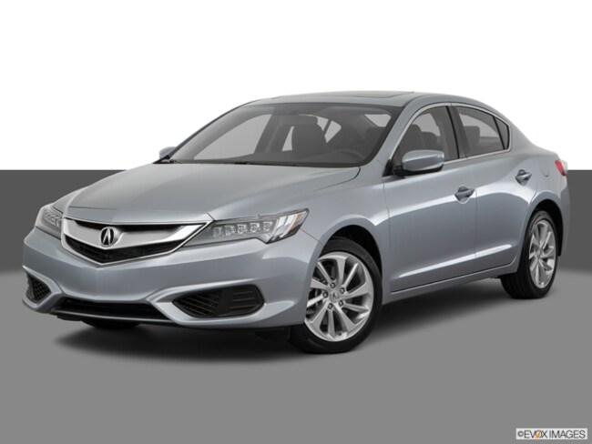 New 2018 Acura ILX Base Sedan Temecula
