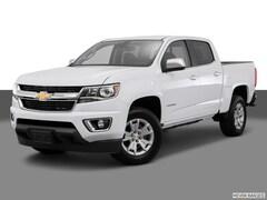 2018 Chevrolet Colorado LT Crew Cab Lubbock