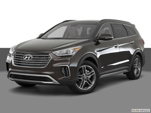 2018 Hyundai Santa Fe Limited Ultimate Front-wheel Drive SUV