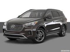 New 2018 Hyundai Santa Fe Limited Ultimate SUV Ft Lauderdale Area
