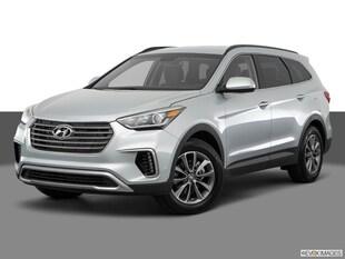 2018 Hyundai Santa Fe SE Front-wheel Drive SUV