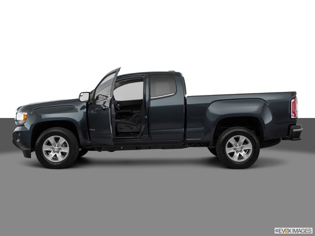 2018 GMC Canyon Truck