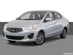 New 2018 Mitsubishi Mirage G4 ES Sedan in Medina OH