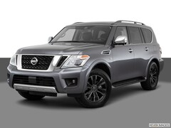 New Nissan 2018 Nissan Armada Platinum SUV for sale in Monmouth, NJ