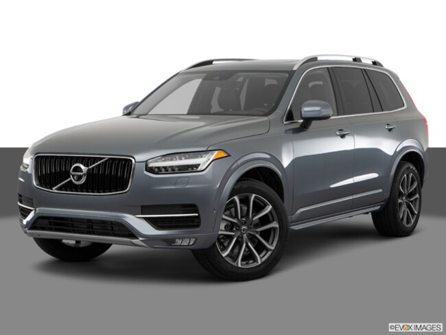 New 2018 Volvo XC90 T6 Momentum SUV Boston