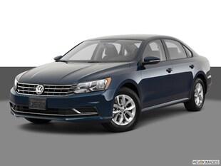 2018 Volkswagen Passat 2.0T Sedan