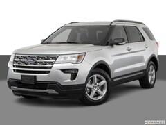 New 2018 Ford Explorer XLT SUV in Gilbert, AZ