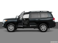New 2018 Toyota Land Cruiser V8 SUV In Corsicana, TX