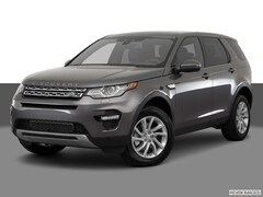 Used Land Rover 2018 Land Rover Discovery Sport HSE SUV in Dallas, TX