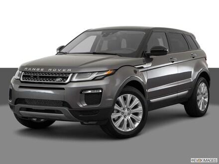 2018 Land Rover Range Rover Evoque HSE SUV