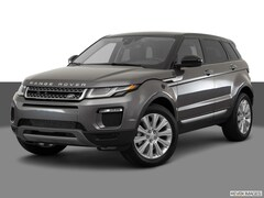 New 2018 Land Rover Range Rover Evoque HSE SUV for sale in Peoria, IL at Jaguar Land Rover Peoria