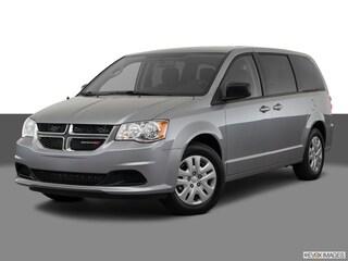 Used 2018 Dodge Grand Caravan SE Van Passenger Van for sale near Ruckersville