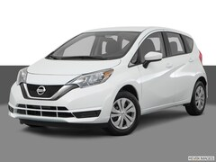 2018 Nissan Versa Note S CVT Car