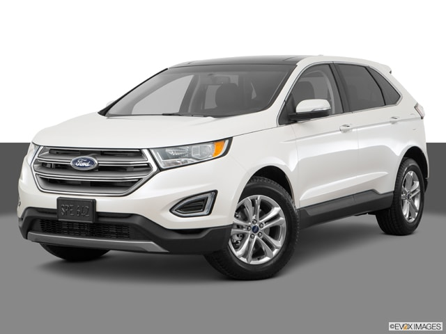 2018 Ford Edge EDGE AWD-SEL