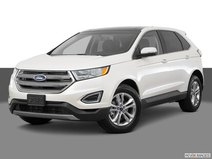 Used 2018 Ford Edge For Sale at Marlow Ford | VIN