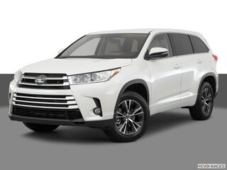 New 2018 Toyota Highlander LE Plus V6 SUV 1826375 Boston, MA