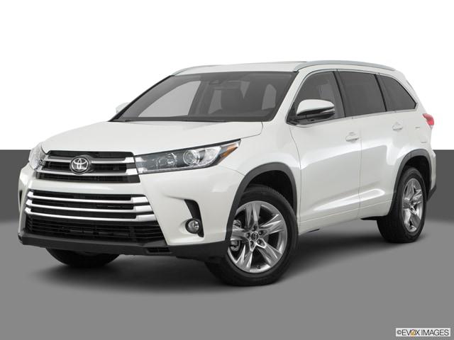 2018 Toyota Highlander SUV