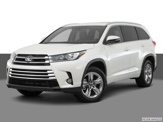 New 2018 Toyota Highlander Limited V6 SUV T2608 in Cadillac, MI