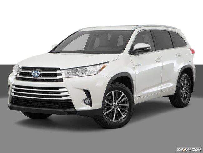 2018 Toyota Highlander Hybrid XLE 4D Sport Utility For Sale in Redwood City, CA