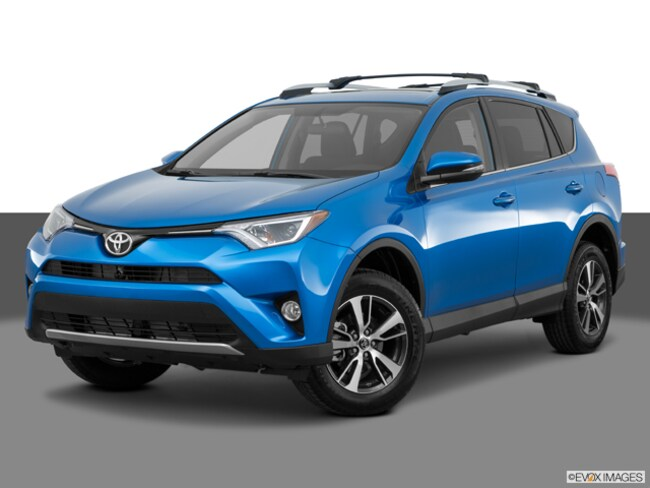New 2018 Toyota RAV4 XLE SUV For Sale