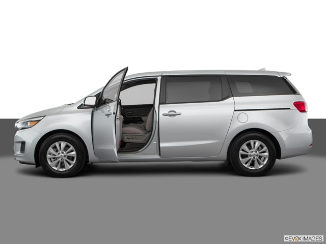 2018 Kia Sedona Van