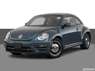 New 2018 Volkswagen Beetle 2.0T Coast Hatchback 3VWFD7AT2JM707502 for sale in Riverhead, NY at Riverhead Bay Volkswagen