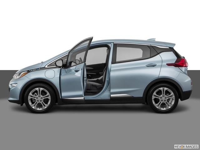 2018 Chevrolet Bolt EV Wagon